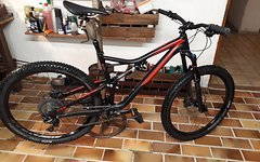 Specialized Stumpjumper FSR Comp 650B 2016 L
