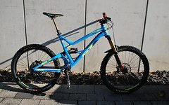 Gt Bikes Sanction 2017 XL 170mm Enduro Bike freeride MTB fully