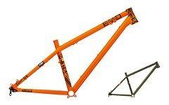 NS Bikes Surge EVO cromoly Rahmen