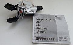 SRAM Schalthebel X.9 ESP Trigger 3-fach links auch für Shimano
