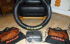 Maxxis Fat NEU Mammoth 26 x 4,0 NEU
