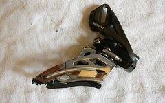 Shimano XT Umwerfer FD-M8020 / FD-M8025 2-/11-fach