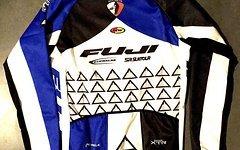 Northwave Softshell Jacke - Fuji Bike Rockets - M - NEU