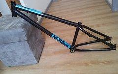 NS Bikes NS Metropolis 3 Rahmen von 2013
