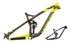 NS Bikes Snabb E mit Rock Shox Monarch Plus RC3 Debon air