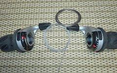 SRAM Rocket shorty Drehgriffschalter 3/8-fach - Shimano kompatibel