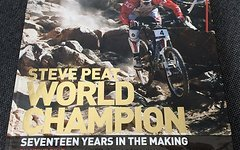 Steve Peat World Champion Buch