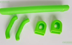 Silikon Protection Set *leucht grün*