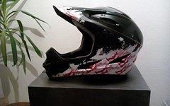 Kali Savara DH Fullface Helm, Größe L, Neu, OVP