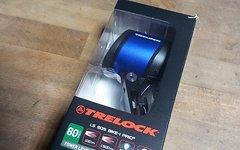 Trelock Ls 906 Blue- Frontleuchte LED Scheinwerfer 80 LUX