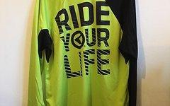 "Kellys Trikot ""Ride Your Life""  Langarm Gr. L"