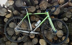 All City Cycles Nature Boy Disc SingleSpeed Crosser