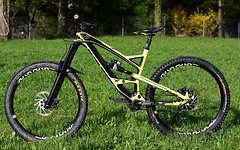 YT Industries Capra CF Gr.M