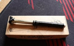 Thomson Elite Dropper Stealth 125mm 31,6mm - Teildefekt!