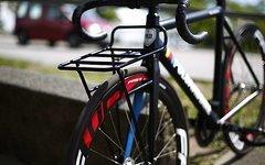 Pelago Commuter Rack Front in schwarz , neu