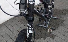 Cannondale Rize 120, Lefty Carbon, Hybrid, DT-Swiss 1.5