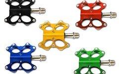 Fbp Parts Alu Plattform Pedale CNC MTB Freeride Downhill BMX DH