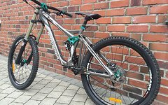 B'twin Rockrider Downhillbike Drowp 9