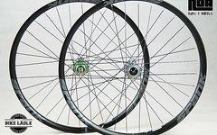Spank Spike 33 Singlespeed Laufradsatz mit Hope Pro 4 Naben
