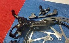 SRAM Guide RS, Satz VR 203 + HR 180