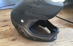 Troy Lee Designs D2 Helm Midnight D2