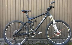Canyon Nerve XC 9.0 Woman 2011, Gr. M 18,5""