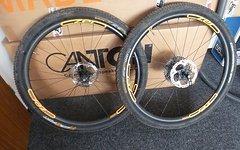 Cannondale CZero Carbon Laufradsatz 29 FSI / scalpel SI