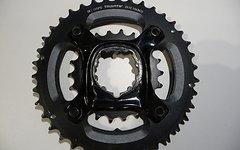 SRAM Spider seltener Spider 104/64 und Kettenblätter 38/22 guter Zustand