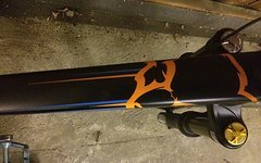 Specialized P. Slope Bearclaw Edition Rahmen Kit