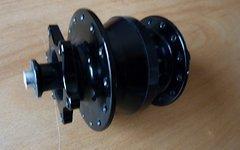 Shutter Precision PD - 8, Dynamo Nabe 28 Loch, schwarz,