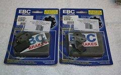Ebc 2 paar Bremsbeläge für Shimano M525 (4Stk)