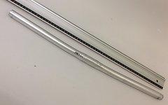 Procraft Lenker gerade 560mm 25.4mm Straightbar silber & Barends