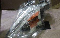 Shimano Deore XT FD-M8000-L Side-Swing Umwerfer 3x11 - Low Clamp