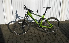 Canyon Nerve AM 8.0X 2012 M