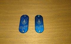 Trickstuff Ausgleichsbehälterdeckel, AGB-Deckel, Deckel Blau Cleg