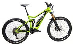 Merida eOne-Sixty 900e - eMTB Enduro mit 160 mm Federweg, FOX