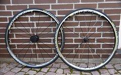 Mavic Aksium Laufradsatz inkl. Reifen