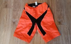 Troy Lee Designs Moto shorts Größe 34, orange