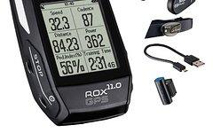 Sigma Tacho ROX 11.0 GPS schwarz oder weiß Set