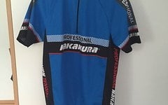 Nakamura Fahrrad Trikot mit Rückentasche