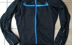 Craft MTB Softshell Jacke, wie neu, schwarz/türkis, XL