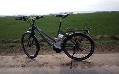 Raleigh Leeds Premium Elektrofahrrad E-Bike S-Pedelec 350W