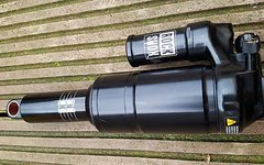 Rock Shox Monarch rc 3 plus debon air 216 mm tausch 200 190 165 roco air vector air