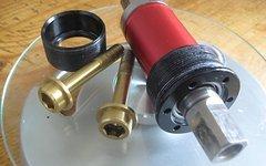 Tune AC 38 (Titanwelle)+ Montagewerkzeug