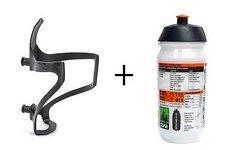Tune Linksträger Flaschenhalter Carbon Sideloader