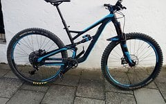 YT Industries Jeffsy 29 Al - M - 2016