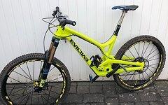 Evil Bikes Insurgent L