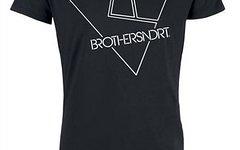 "Brothersindirt T-Shirt ""Outline"" black XL *NEU*"