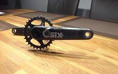 Race Face Sixc Carbon Kurbel 170mm
