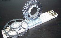Shimano Ultegra Kassette Spider 11-23 9-Fach CS 6500